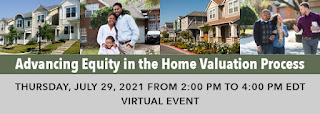 advancing equity in the home valuation process, hud, mary cummins, real estate, appraiser, real estate appraiser, los angeles, california, fha