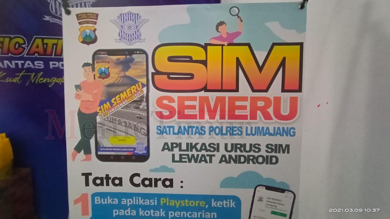 Urus SIM Lebih Cepat dengan Aplikasi SIM Semeru