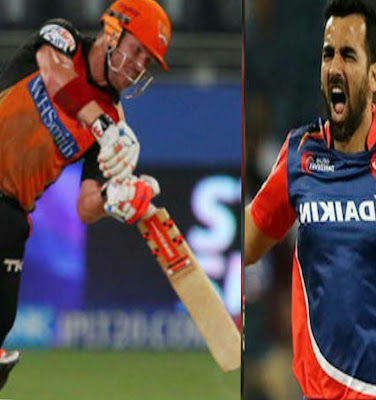 SRH bowlers facing Rajasthan Royals
