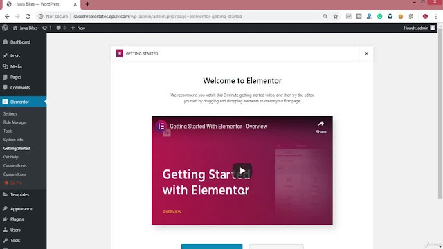 Elementor - Make Amazing WordPress Pages With Elementor