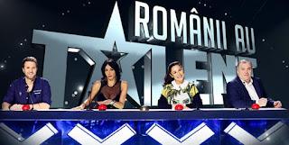 Romanii au Talent Sezonul 10 Episodul 3 din 21 Februarie 2020