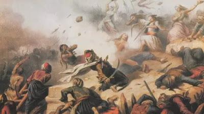 Το παμβαλκανικό 1821