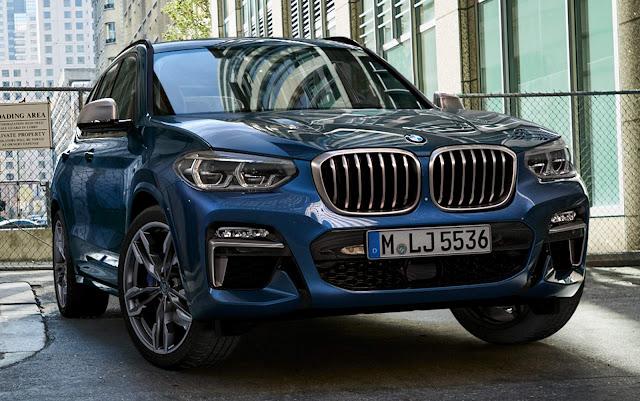 BMW X3 2021: blindagem oficial da fábrica custa R$ 80 mil