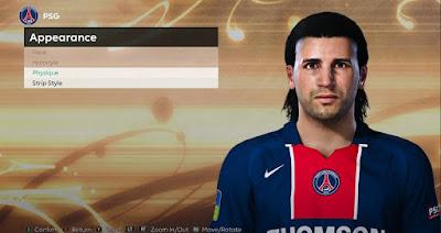 PES 2021 Faces Mario Yepes by Galvarinoantinanco
