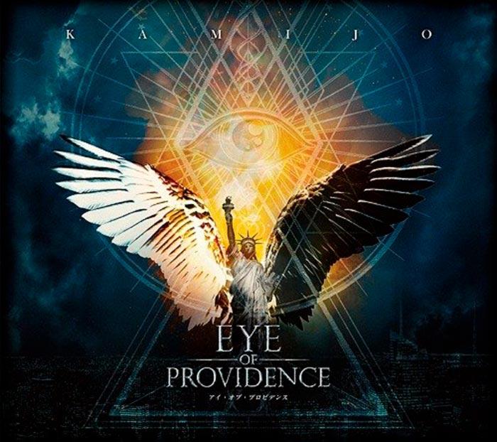 Kamijo - Eye of Providence single