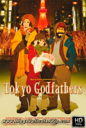 Tokyo Godfathers 1080p Latino