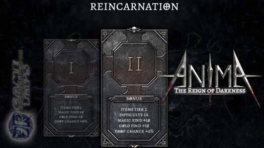 AnimaA ARPG: Reincarnation