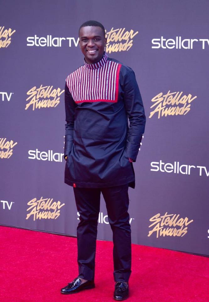Joe Mettle represents Ghana at the Stellar Awards in Las Vegas