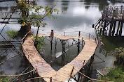 Pemuda Desa Jambu Bakal Gelar Festival Pacu Perahu Tradisional di Danau Sigombak