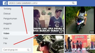 download video facebook idm