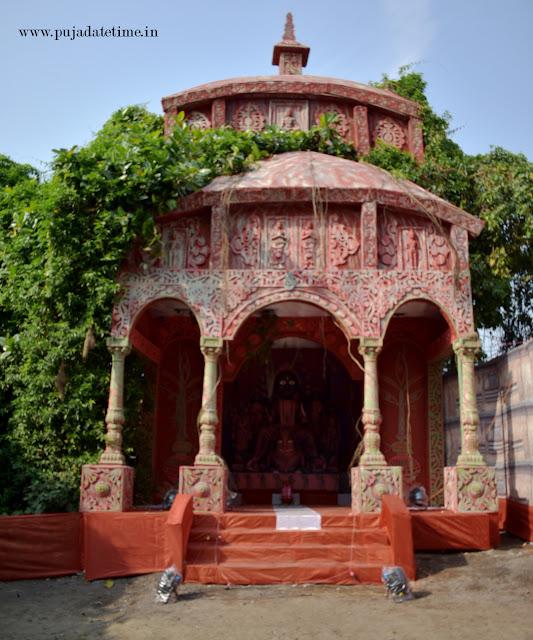 Sgree Shree Durga Puja Pandel