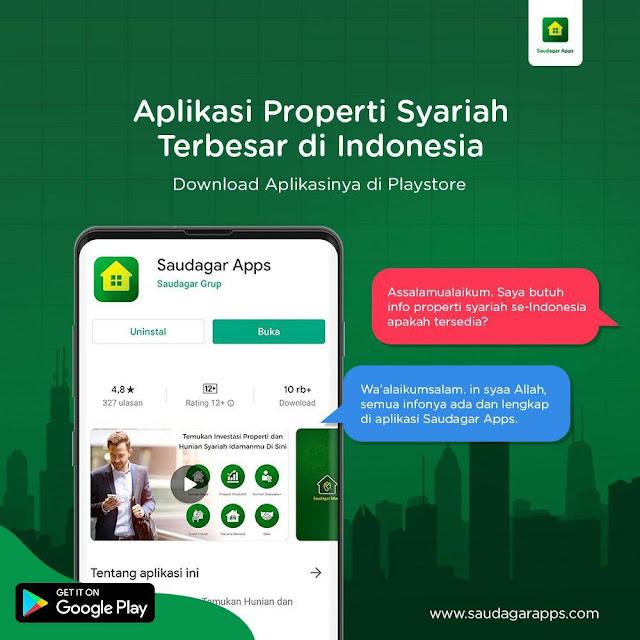 ecommerce properti syariah