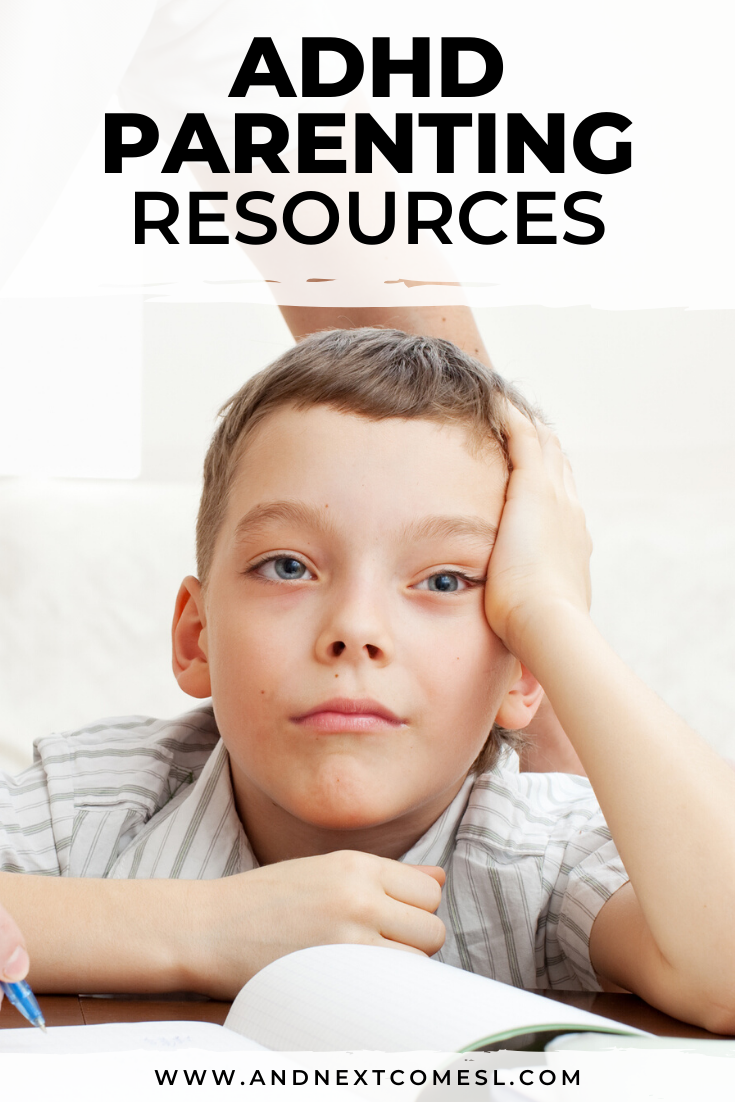 ADHD parenting tips & resources