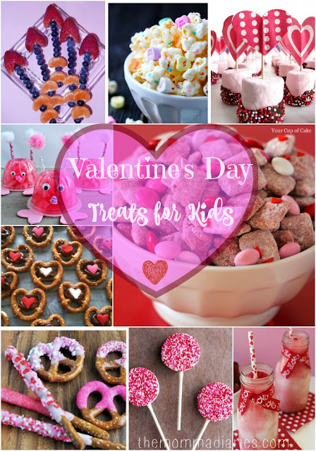 Valentine's Day Treats for Kids