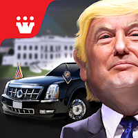 President Donald Trump: Driving Games Simulation Apk for Android