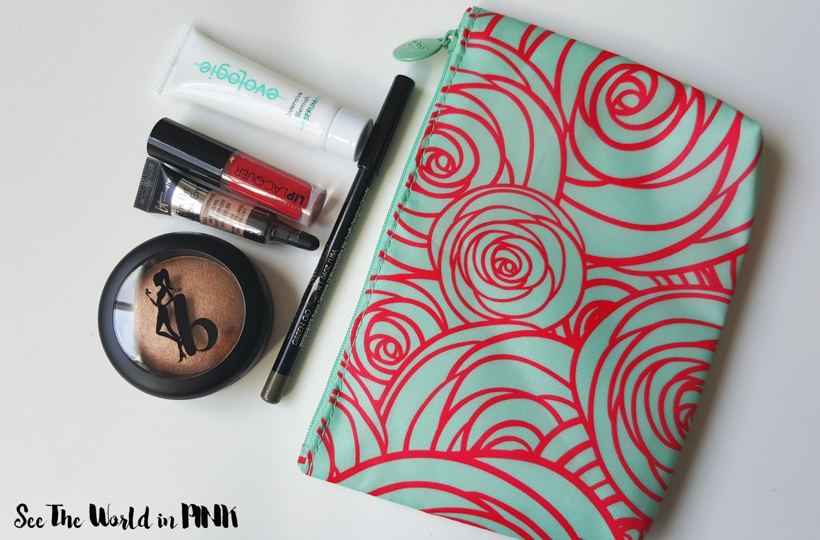 March 2016 Ipsy Glambag - Unboxing and Review