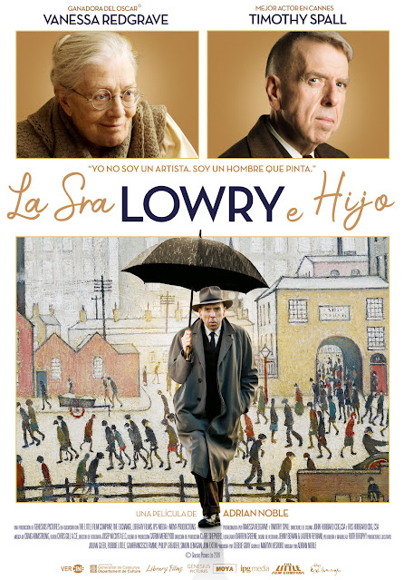 Cartel La Sra. Lowry e Hijo