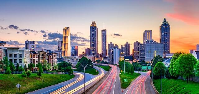 Aluguel de carro em Atlanta