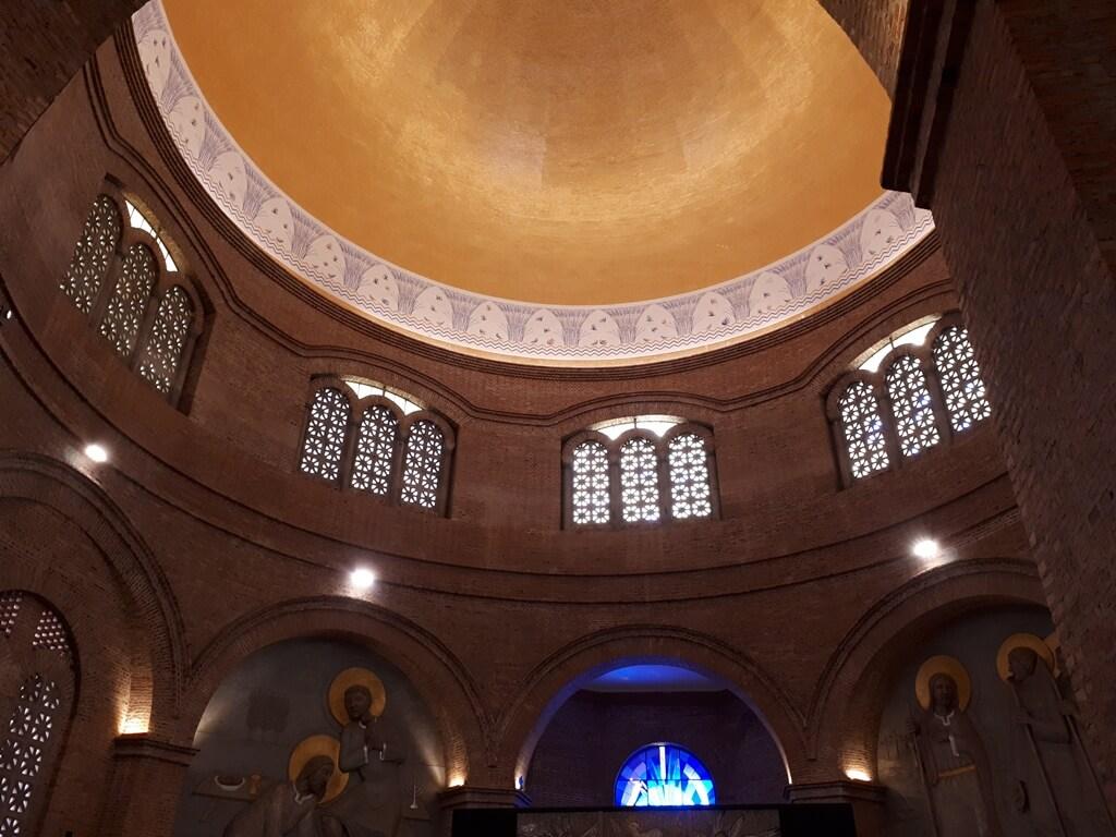 Capela do Santíssimo em Aparecida