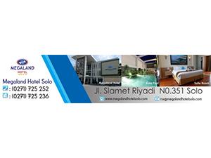 Lowongan Kerja Bulan Maret 2020 di Megaland Hotel - Solo