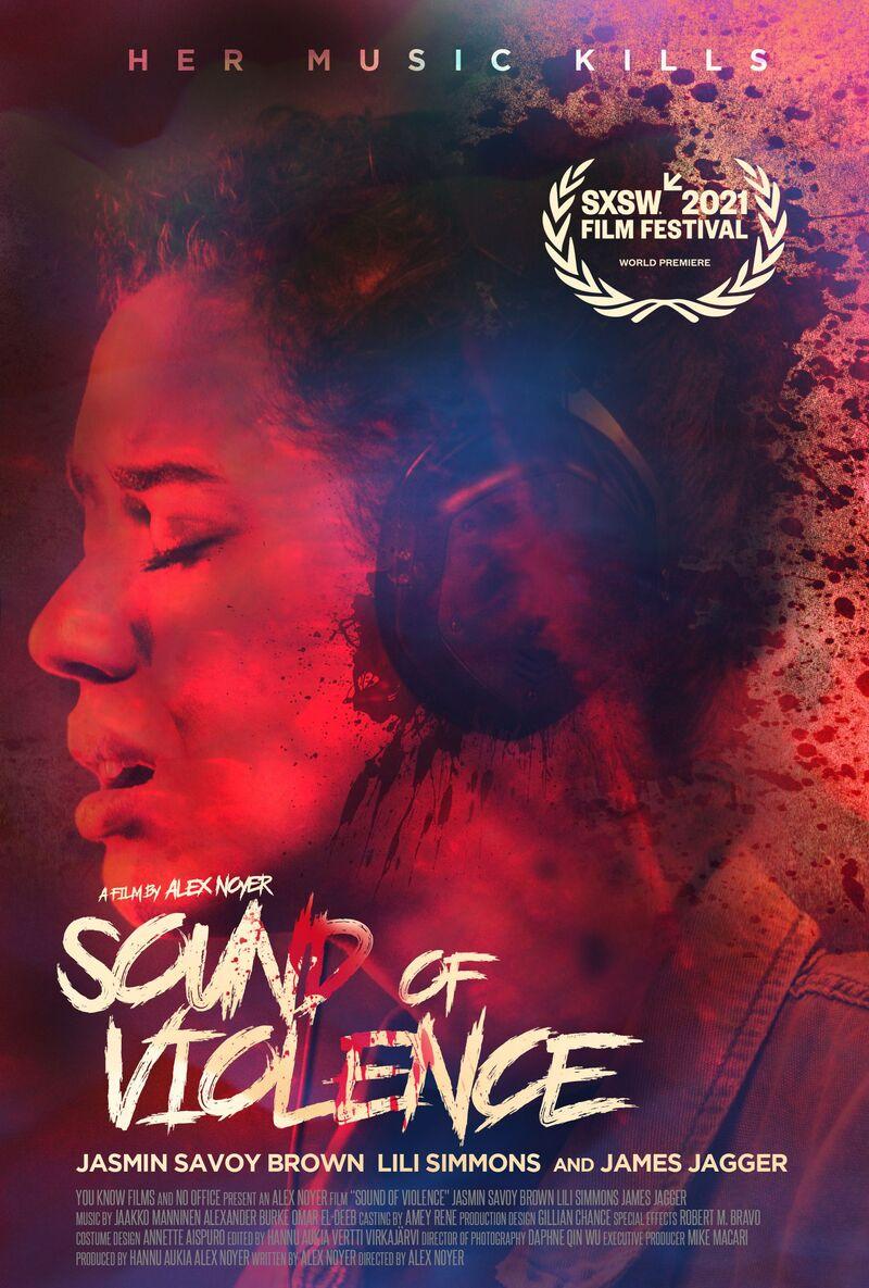 sound of violence poster