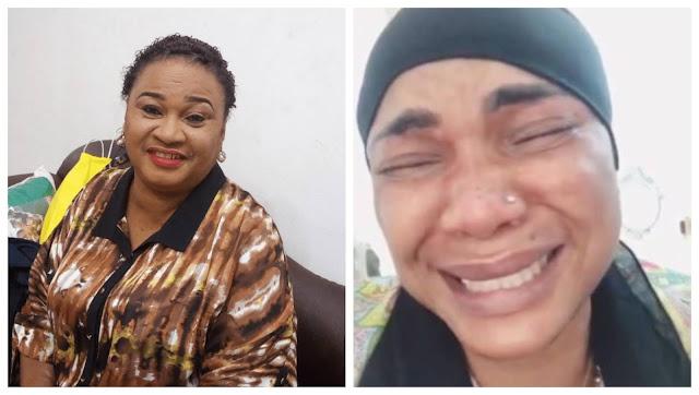 I havent healed from my mum death, I felt hurt- Iyabo Ojo mourns Racheal Oniga