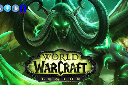 Free Download Game PC World of Warcraft Legion Full Version
