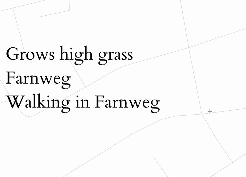 OpenStreetMap Haiku   Ein GPS-basierter Haiku-Generator schreibt Gedichte über deinen aktuellen Standort