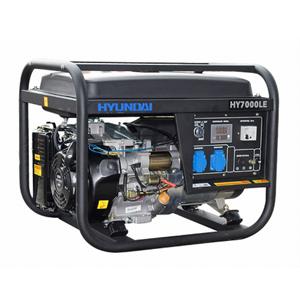 Máy phát điện Hyundai xăng HY7000LE