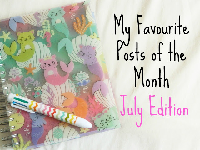 Favourite Posts of the Month, Favourite Blog Posts of the Month, Favourite Blog Posts,
