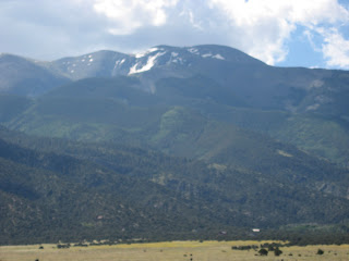 picture of sangre de cristo mountains