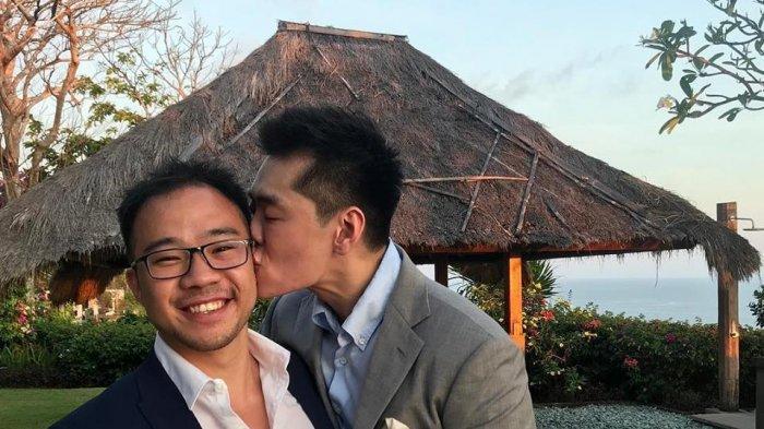 Cucu Pendiri Singapura Menikah Dengan Sesama Jenis