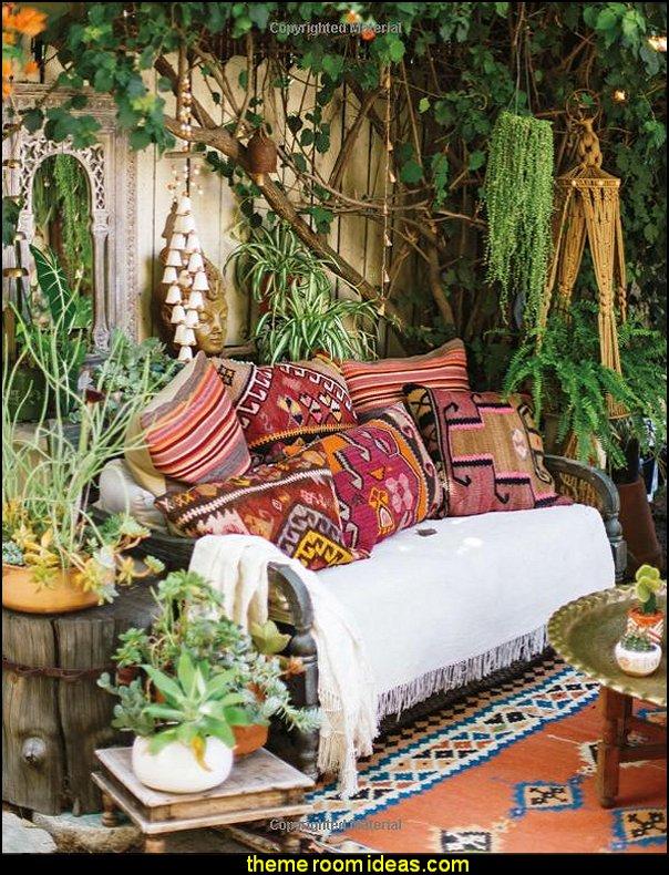 bohemian style  Boho Style Decorating - Boho decor - Bohemian bedding - boho chic decor - boho theme decorating ideas - bohemian decor bedroom - boho gypsy decorating style - Bohemian theme decorating ideas - bohemian chic bedroom - Gypsy style Boho Boutique - bohemian decor - bohemian bedroom ideas