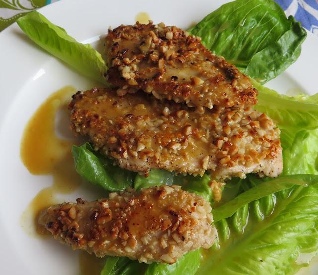 Cashew Chicken Salad