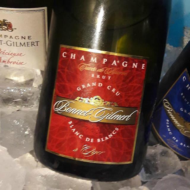 Champagne Bonnet-Gilmert