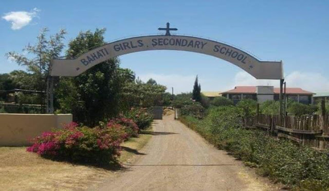 Bahati Girls Secondary School in Nakuru County