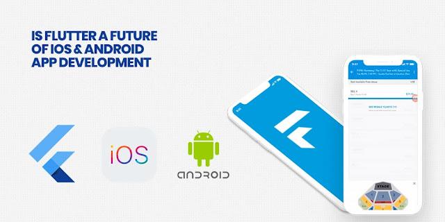 Why Should Android & iOS Developers Consider Flutter for Cross-Platform App Development ?