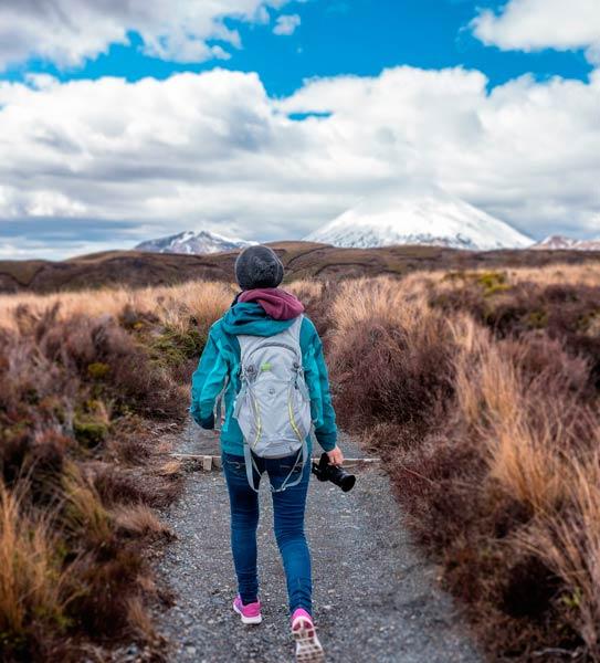 Caminar con problemas respiratorios