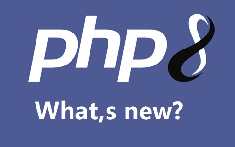 Php 8 what is new