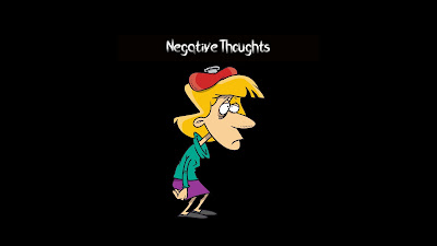 Reason behind Negative Thoughts