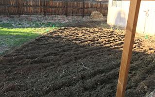 Freshly Tilled Ground