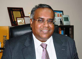 Mr. Samantha Ranatunga, Chief Executive Officer/Managing Director of CIC Holdings PLC