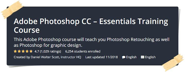 pareri curs ieftin online photoshop udemy