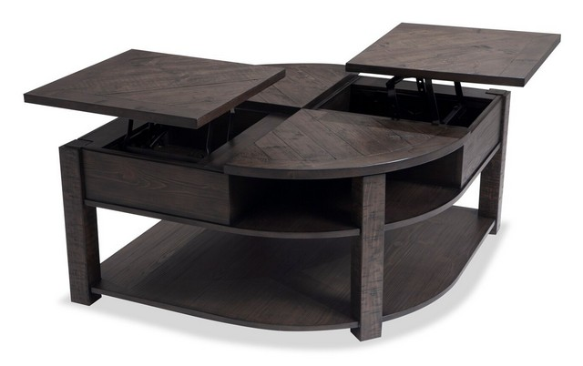 Bobs Furniture Lift Top Coffee Table;BOBS FURNITURE COFFEE TABLE;
