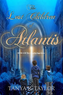 Excerpt: The Lost Children of Atlantis by Tanya R. Taylor