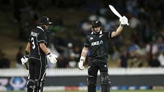 Cricket Highlightsz - New Zealand vs India 1st ODI 2020