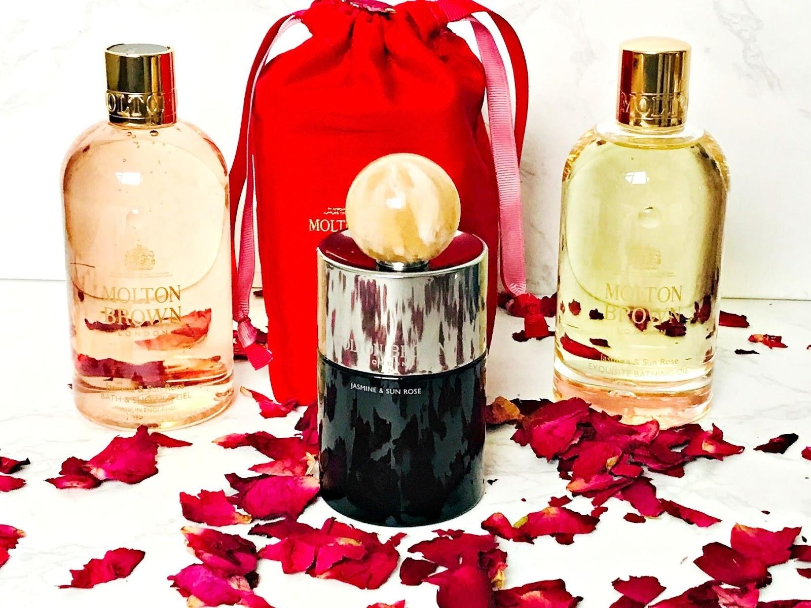 Molton Brown Jasmine & Sun Rose Eau De Parfum Review