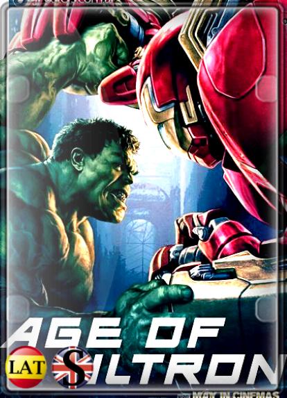 Vengadores: Era de Ultrón (2015) FULL HD 1080P LATINO/INGLES