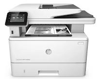 Télécharger HP Color LaserJet Pro MFP M477fdn