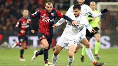 جنوى يستضيف إنتر ميلان في مواجهة خطيره بـ الدوري الإيطالي
